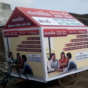 Multi Plus Services, Tricycle Advertisement, Tricycle Campaign Advertising, Tricycle Marketing